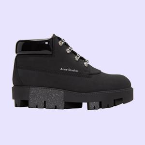 Против слякоти: 10 трекинговых ботинок от простых до роскошных — Стиль на Wonderzine