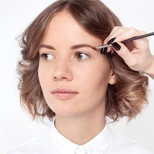 Лайфхак:  Как выделить брови