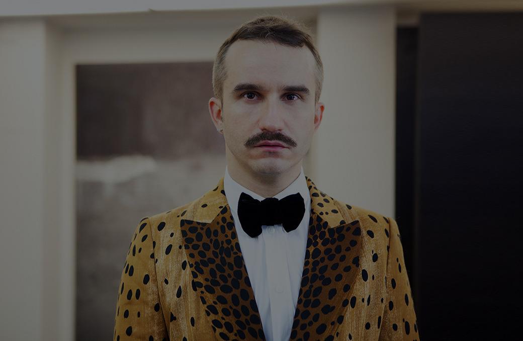 Микко Вайнио, парикмахер из Хельсинки