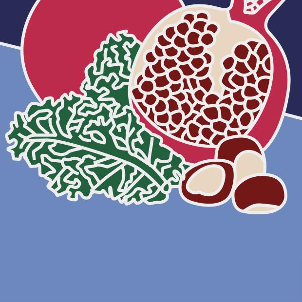 Что есть зимой: 10 полезных продуктов — Еда на Wonderzine