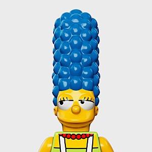 Конструктор LEGO  c «Симпсонами»