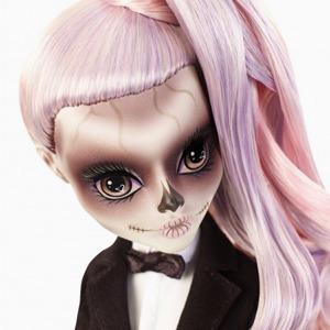 Коллекционная кукла Zomby Gaga  — Вишлист на Wonderzine