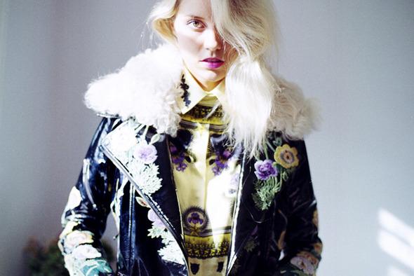 Гардероб: Тесс Йопп, лондонский стилист