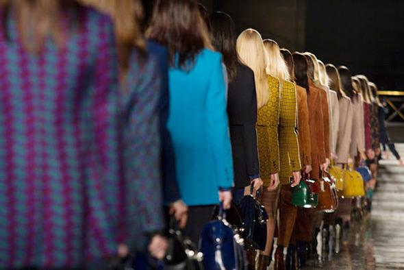 Трансляция с Парижской недели моды: День 9 — Paris Fashion Week на Wonderzine