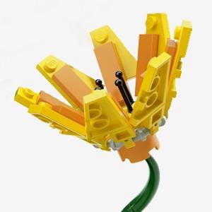 Элегантный набор LEGO «Птицы» — Вишлист на Wonderzine