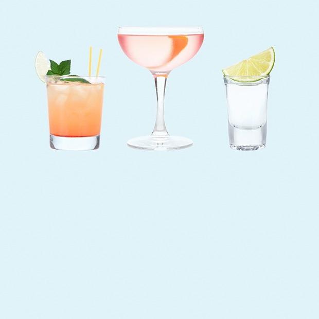 Бартендеры и посетительницы баров  о том, что пьют женщины