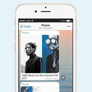 На кого подписаться в Telegram: 10 каналов о моде — Стиль на Wonderzine