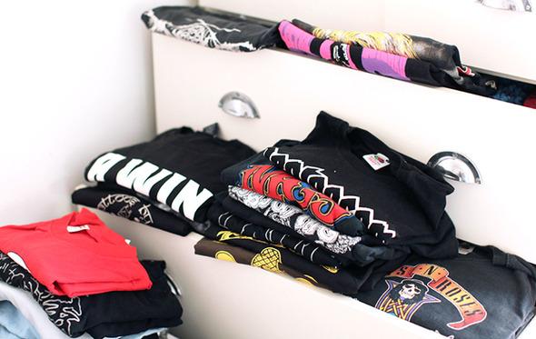 London rocks: Стилист Мирейа Гарсия и ее коллекция футболок