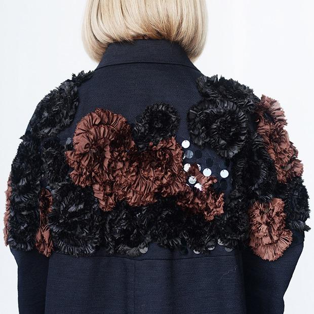 Администратор салона Надежда Шаурина  о любимых нарядах — Гардероб на Wonderzine