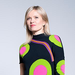 Ольга Самодумова, основатель винтажного проекта Peremotka