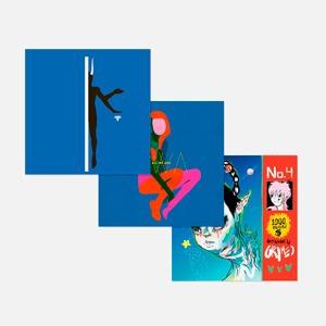 В закладки: Цветовая палитра из обложек пластинок 2015 года — Развлечения на Wonderzine