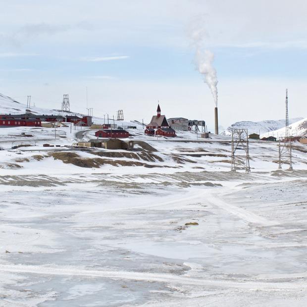 «Терапия севером»: Как я уехала жить на Шпицберген