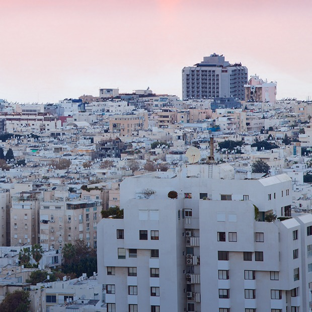 Как я переехала  в Тель-Авив и взяла жизнь в свои руки