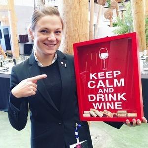 Сомелье Наталья Пуздырева о том, как заняться вином всерьёз — Дело на Wonderzine