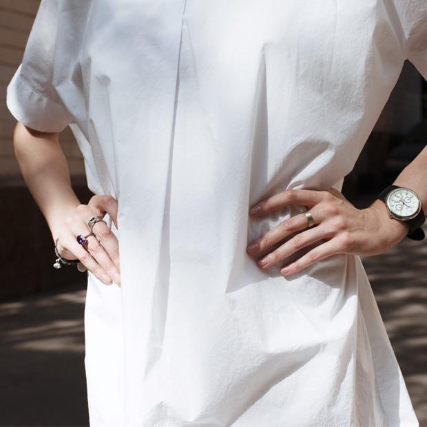 Директор по маркетингу  Анна Петухова  о любимых нарядах — Гардероб на Wonderzine