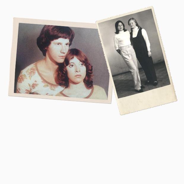 Как одевались наши родители в 70-х