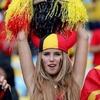 Поклонница бельгийской футбольной сборной снялась в видео L'Oréal