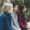 Объемные пальто и клетка в осеннем лукбуке Zara