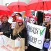 В Киеве прошёл марш секс-работников