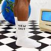 Лего, ноги гиков и роботы в лукбуке марки носков Le Charlatan