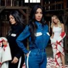 Сёстры Кардашьян-Дженнер снялись для кампании Calvin Klein
