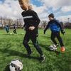 В футбольной академии #tagsport открылась инклюзивная программа