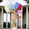 Джефф Кунс подарит Парижу скульптуру в память о жертвах терактов