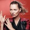 Кейт Мосс в рекламной кампании Eleven Paris