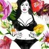 Плюс-сайз-модель Эшли Грэхэм написала эссе  для Lenny Letter