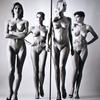 В Париже открылась выставка, посвященная моделям