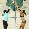 В Сети обсуждают фотографию египетской волейболистки в хиджабе