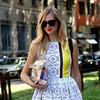 Milan Fashion Week: Уличный стиль, день 1