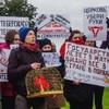В Санкт-Петербурге прошёл пикет в защиту права на аборт
