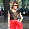 Milan Fashion Week: Уличный стиль, день 4