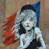 Бэнкси посвятил граффити жестокому отношению полиции к мигрантам