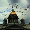 В Санкт-Петербурге прошел флешмоб против ненависти к ЛГБТ