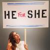 Карл Лагерфельд превратил показ Chanel  в феминистский митинг