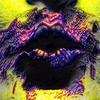 Флуоресцентные губы в мэшапе The Knife и Salt-N-Pepa