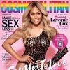 Лаверн Кокс стала первой трансгендерной женщиной на обложке Cosmopolitan