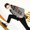 Графичные декорации Алексея Луки в осеннем лукбуке Kixbox