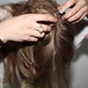 Все в голове: Прически на Лондонской неделе моды