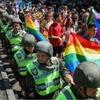 В Киеве прошёл «Марш равенства» представителей ЛГБТ-движения