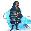 Сегодняшний Google-дудл посвящён Захе Хадид