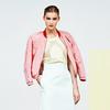 Розовые бомберы и белые костюмы в новой коллекции Jil Sander Navy
