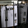 London Fashion Week: бэкстейдж показа Acne