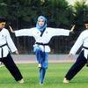 Турецкую чемпионку по тхэквондо раскритиковали за выступления в хиджабе