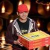 Курьер, доставивший пиццу на «Оскар», получил грандиозные чаевые