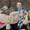 Юрген Теллер и Адвоа Абоа сняли «семейную» кампанию Burberry
