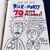 У «Рика и Морти» будет 70 новых серий