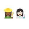 Unicode одобрили новые эмодзи с женщинами, предложенные Google